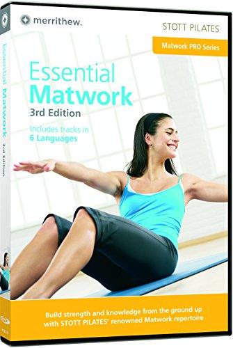 (STOTT PILATES Essential Matwork 3rd Edition (6 Languages))