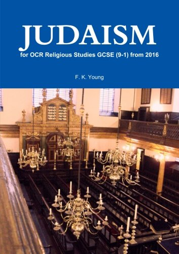 Judaism for OCR Religious Studies GCSE (9-1) from 2016