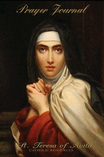 St. Teresa of Avila - Catholic Prayer Journal PDF