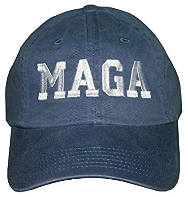 Trump MAGA Embroidered Denim OR Black INAUGURATION Hat MAKE AMERICA GREAT AGAIN