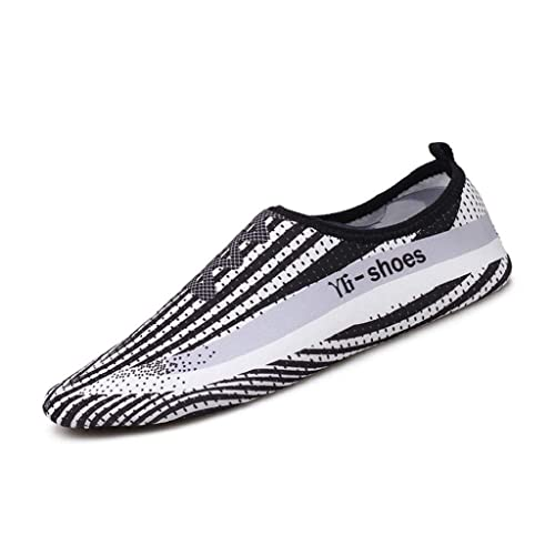 QUICKLYLY Zapatos De Agua Escarpines para Mujer/Hombre Buceo Snorkel Surf Yoga Zapatillas Playa Mar