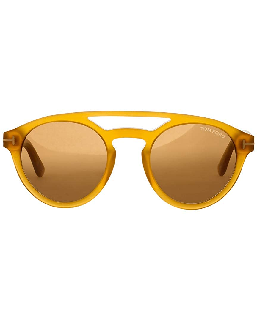 Montature 50 0 FT0537 Giallo Tom Ford 41E Adulto 50 Unisex O4qna