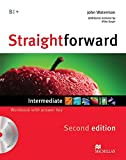 img - for Straightforward Second Edition Intermediate Level Workbook With Key + CD by Roy Norris Phillip Kerr (2012-01-03) book / textbook / text book