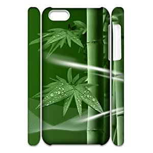 linJUN FENGCool Painting Bamboo Personalized 3D Cover Case for iphone 4/4s,customized phone case case-335687