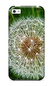 Durable Dandelion Back Case/cover For Iphone 5c