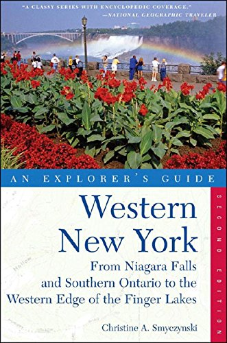 Explorer's Guide Western New York: From Niagara Falls and Southern Ontario to the Western Edge of the Finger Lakes (Explorer's Complete) (Western New York compare prices)