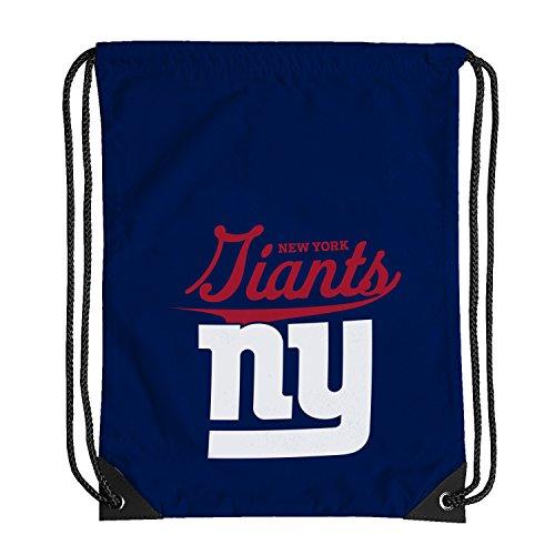 Officially Licensed NFL New York Giants Team Spirit (Nfl School Backpack)