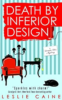 Death By Inferior Design by Leslie Caine ebook deal
