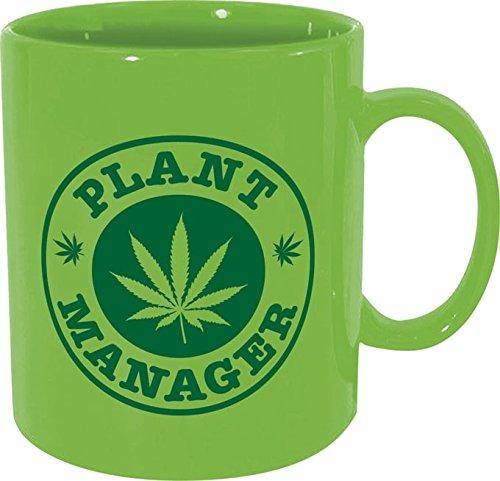 ICUP 40057 Plant Manager Ceramic Mug Multicolor