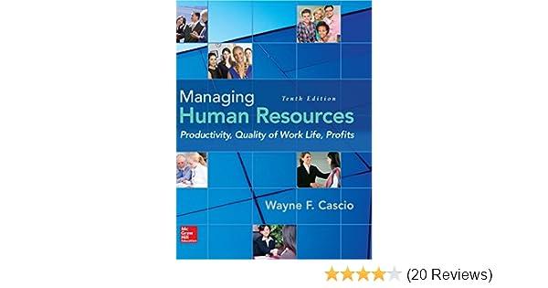 Amazon managing human resources ebook wayne cascio kindle store fandeluxe Choice Image