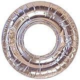 OVT 40 Pcs Aluminum Foil Round Gas Burner Disposable Bib Liners Stove Covers New