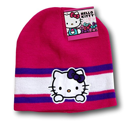 Hello Kitty Girls' Beanie Cap -