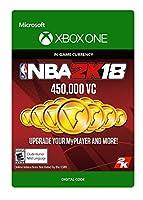 NBA 2K18: 450,000 VC - Xbox One [Digital Code]