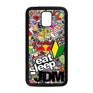 Eat sleep jdm Phone Case for Samsung Galaxy S5 Case