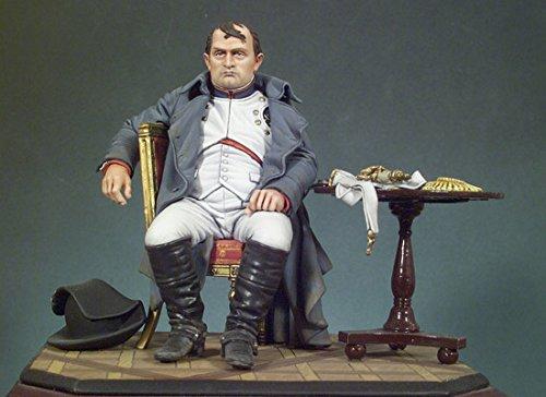 Andrea Miniatures 90mm Napoleon A Fontaineblau (1814) Figure Kit #S8-F18