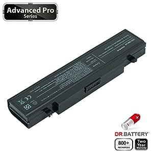 Dr Battery Advanced Pro Series batería de repuesto para portátiles Samsung R481 (4400 mah) 800 ciclos de recarga 2 año de garantía.