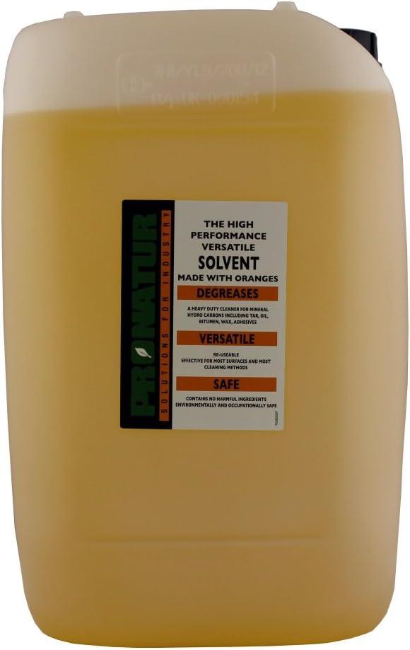 Pronatur naranja disolvente 25 litros: Amazon.es: Bricolaje y ...