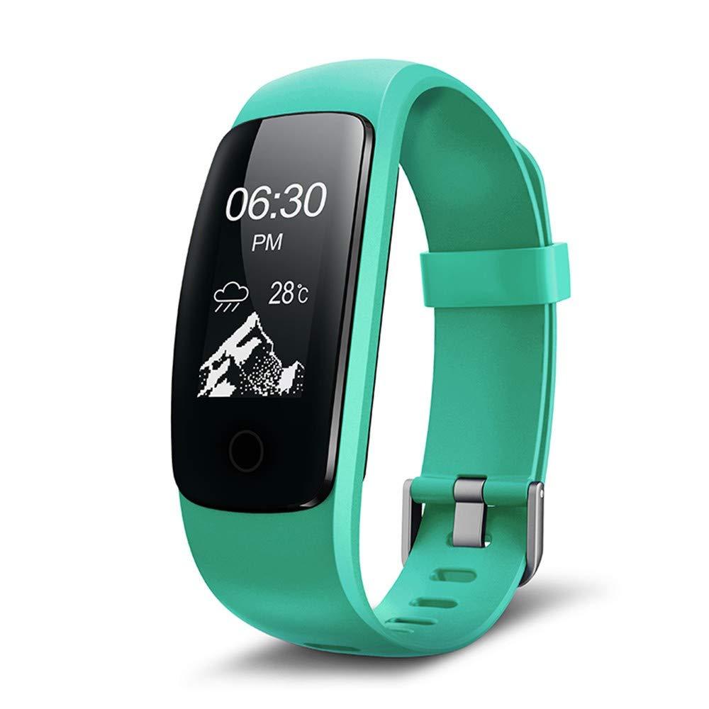 MI-Pedometri Armband Smart Armband Sport Armband Herzfrequenz Armband Vollbild Touch Vibration Erinnerung Sport Schritt wasserdicht