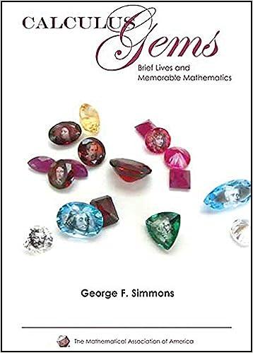 Calculus gems spectrum george f simmons 9780883855614 amazon calculus gems spectrum 1st edition fandeluxe Gallery
