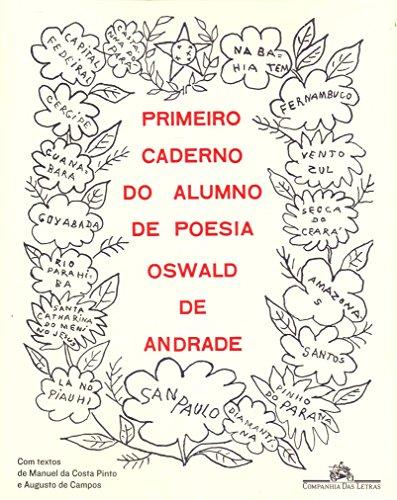 Primeiro Caderno do Aluno de Poesia - Volume 2