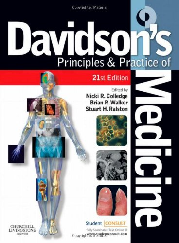 Davidson's Principles and Practice of Medicine: With Student Consult Online Access (Principles & Practice of Medicin