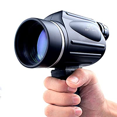 USCAMEL 10x42 Binoculars for Adults, Compact HD Professional Binoculars for Bird Watching, Travel, Stargazing, Camping, Concerts, Sightseeing from USCAMEL