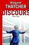 Discours: (1968-1992) par Thatcher