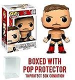 Funko Pop! WWE Finn Balor Vinyl Figure (Bundled with Pop BOX PROTECTOR CASE)