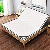Natural Latex Mattress, 3e Coconut Palm Orthopedic Mattress Pad Thick Tatami Floor Mat Firm Feel Quiet Folding Sleeping Mat-6 cm 80x200cm(31x79inch)