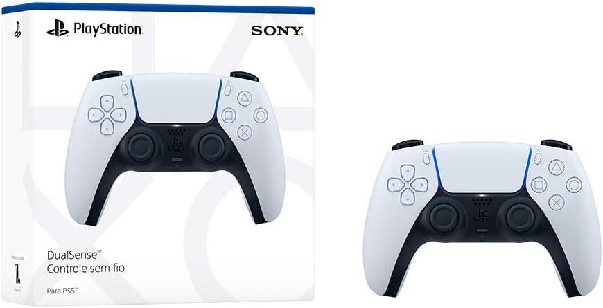Acessórios do PS5 - DualSense
