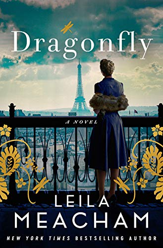 Book Cover: Dragonfly