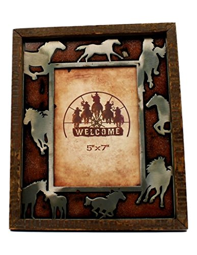 Horses Metal Frame - 4