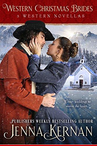 Western Christmas Weddings: 3 Western Novellas