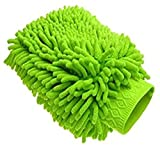 essential oil computer program - Jumbo Green Car Wash Washing Microfiber Chenille mitt Cleaning TKT-11