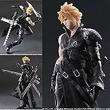 KrLu Play Arts Final Fantasy VII FF7 Advent Cloud Strife Figure Action Figures Gift
