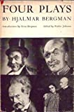 Four Plays, Hjalmar Bergman, 0890670471