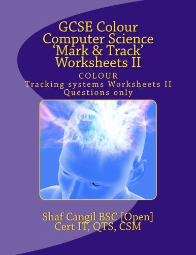 Amazon.com: GCSE Colour Computer Science 'Mark & Track' Worksheets ...