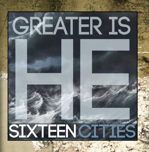 Greater Is He Album Cover
