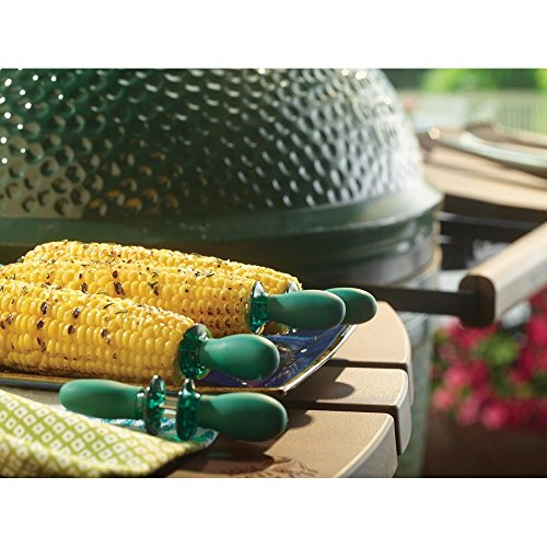Big Green Egg Soft Grip Corn Holders / 8-pack
