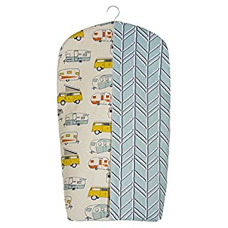 Glenna Jean Happy Camper Diaper Stacker