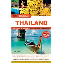 Thailand Tuttle Travel Pack: Your Guide to Thailand's Best Sights for Every Budget (Travel Guide & Map)