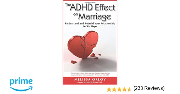 The ADHD Effect on Marriage: Understand and Rebuild Your ...