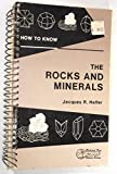 img - for How to know the rocks and minerals (Pictured key nature series) book / textbook / text book