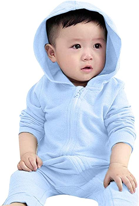 d89d4d62fb08 Zerototens Infant Toddler Newborn Clothes Baby Girls Boys Long ...
