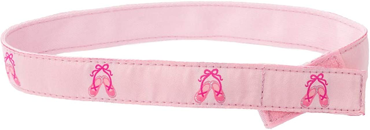 Myself Belts Baby Girls' Easy One Handed Polka Dot