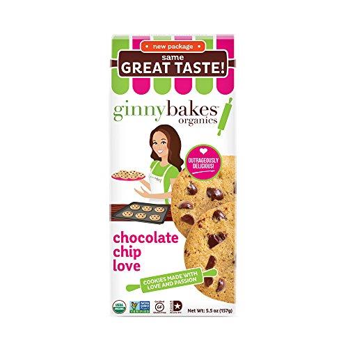 ginnybakes organics Organic Cookies Chocolate product image