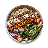 Amazon Meal Kits, Veggie Quinoa Bowl with Spiced Chickpeas, Serves 2