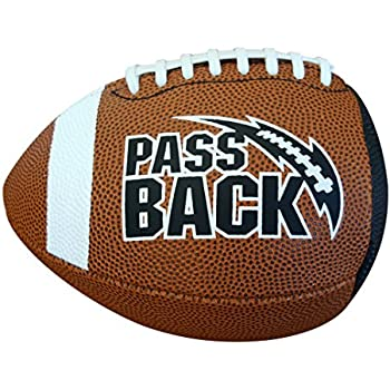 Amazon Com Wilson Quot The Duke Quot Official Nfl Game Football