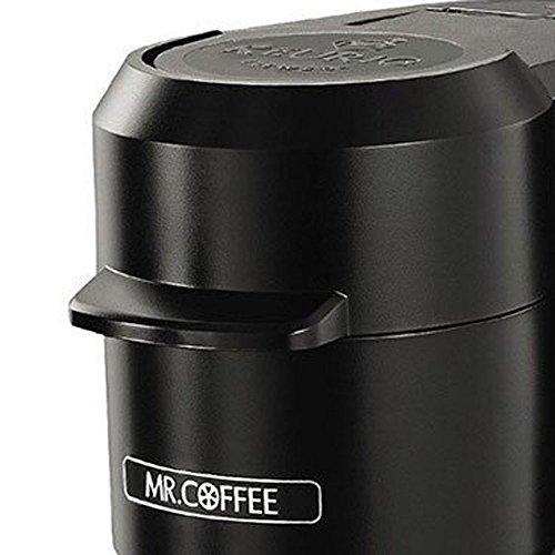 Mr. Coffee Single Serve 9.3 oz. Coffee Brewer, Black by Mr. Coffee (Image #2)