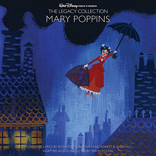 Walt Disney Records The Legacy Collection: Mary Poppins [3 CD]